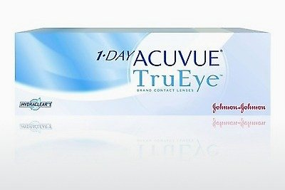 Lenti a contatto Johnson & Johnson 1 DAY ACUVUE TruEye 1D4-30P-REV