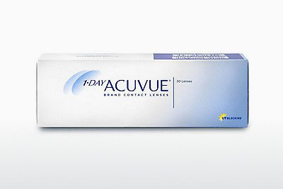 Lenti a contatto Johnson & Johnson 1 DAY ACUVUE 1D2-30P-REV