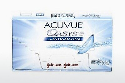 Lenti a contatto Johnson & Johnson ACUVUE ADVANCE for ASTIGMATISM AGT-6P-REV