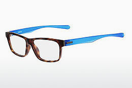 Occhiali design Dragon DR120 PETER 215 - Avana, Blu