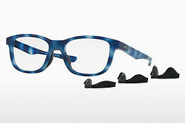 Occhiali design Oakley CROSS STEP (OX8106 810605) - Blu, Marrone, Avana