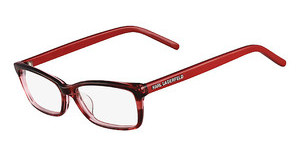 Karl Lagerfeld KL775 133 RED STRIPED