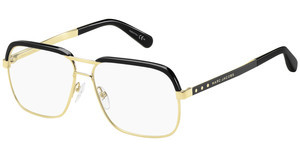 Marc Jacobs MJ 632 L0V GOLD BLCK