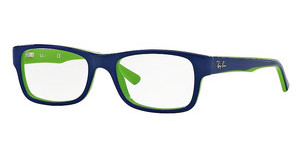 Ray-Ban RX5268 5182 TOP BLUE ON GREEN