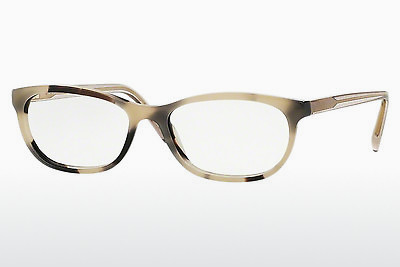 Occhiali design Burberry BE2180 3502 - Giallo, Horn