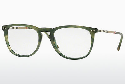 Occhiali design Burberry BE2258Q 3659 - Verde, Marrone, Avana