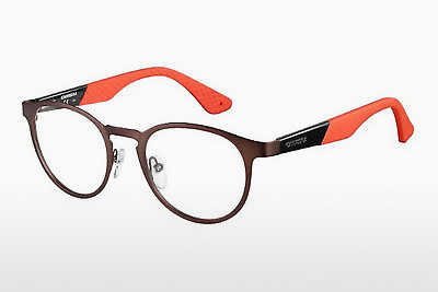 Occhiali design Carrera CA5531 HAD - Marrone, Nero, Arancione