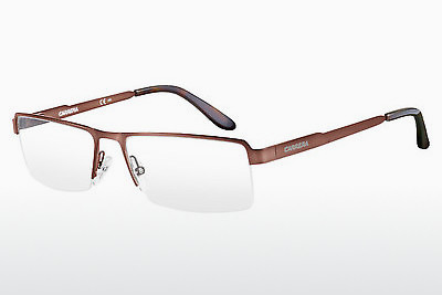 Occhiali design Carrera CA6631 J8P - Marrone