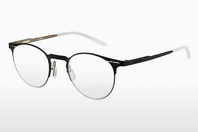 Occhiali design Carrera CA6659 VBJ - Nero, Marrone