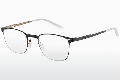 Occhiali design Carrera CA6660 VBJ - Nero, Marrone