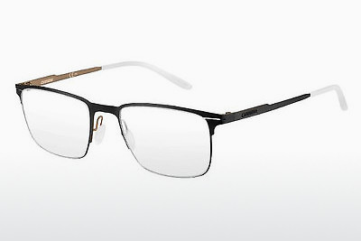Occhiali design Carrera CA6661 VBJ - Nero, Marrone