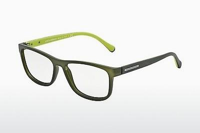 Occhiali design Dolce & Gabbana OVER-MOLDED RUBBER (DG5003 2811) - Verde