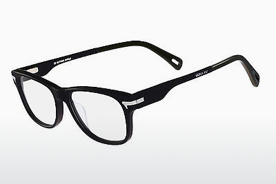 Occhiali design G-Star RAW GS2614 THIN HUXLEY 002 - Nero, Matt