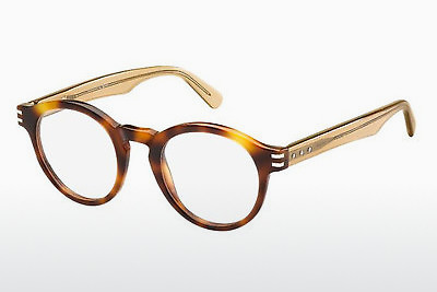 Occhiali design Marc Jacobs MJ 601 6A2 - Avana, Giallo