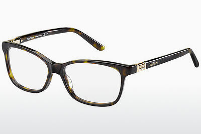 Occhiali design Max Mara MM 1219 LHD - Marrone, Avana
