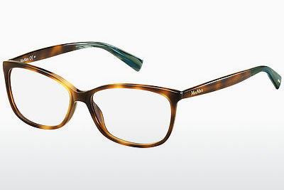 Occhiali design Max Mara MM 1230 05L - Marrone, Avana