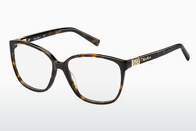 Occhiali design Max Mara MM 1235 086 - Marrone, Avana