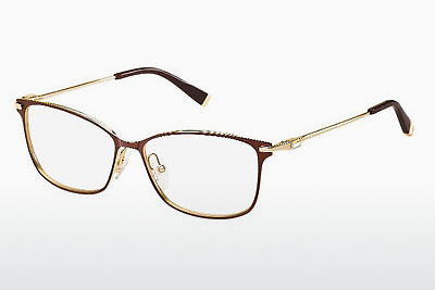 Occhiali design Max Mara MM 1251 UIG - Marrone, Oro