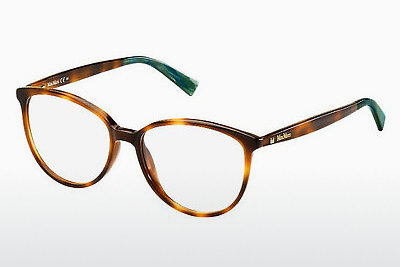 Occhiali design Max Mara MM 1256 05L - Marrone, Avana