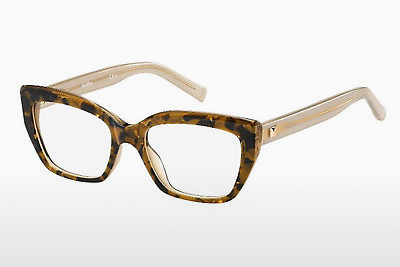 Occhiali design Max Mara MM 1262 U9H - Marrone, Avana