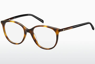 Occhiali design Max Mara MM 1312 581 - Marrone, Avana
