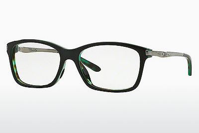 Occhiali design Oakley NINE-TO-FIVE (OX1127 112702) - Verde, Marrone, Avana