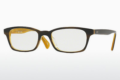 Occhiali design Paul Smith WOODLEY (PM8140 1092) - Nero, Marrone, Avana, Oro