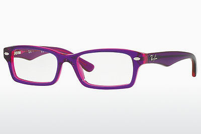 Occhiali design Ray-Ban Junior RY1530 3666 - Purpuriniai, Violet