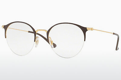 Occhiali design Ray-Ban RX3578V 2905 - Oro, Marrone