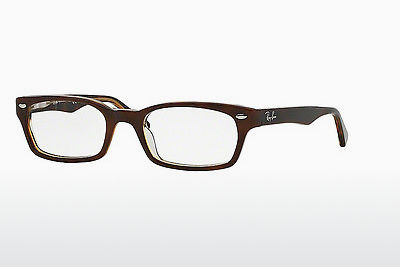 Occhiali design Ray-Ban RX5150 2019 - Marrone