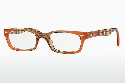 Occhiali design Ray-Ban RX5150 5487 - Marrone