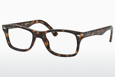 Occhiali design Ray-Ban RX5228 2012 - Marrone, Avana