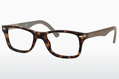 Occhiali design Ray-Ban RX5228 5545 - Marrone, Avana