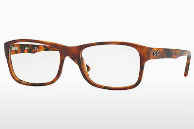 Occhiali design Ray-Ban RX5268 5675 - Marrone, Avana, Giallo