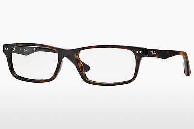 Occhiali design Ray-Ban RX5277 2012 - Marrone, Avana
