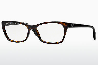 Occhiali design Ray-Ban RX5298 2012 - Marrone, Avana