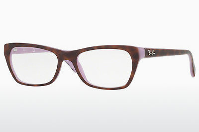 Occhiali design Ray-Ban RX5298 5240 - Purpuriniai, Marrone, Avana