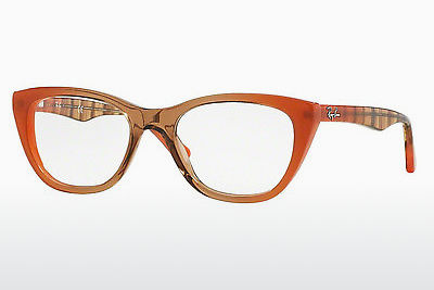 Occhiali design Ray-Ban RX5322 5487 - Marrone