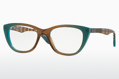 Occhiali design Ray-Ban RX5322 5490 - Marrone