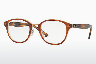 Occhiali design Ray-Ban RX5355 5677 - Marrone, Avana