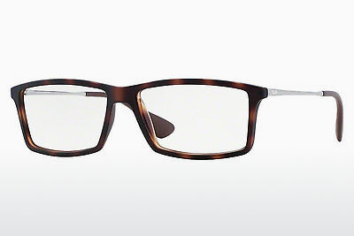 Occhiali design Ray-Ban MATTHEW (RX7021 5365) - Marrone, Avana