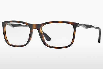 Occhiali design Ray-Ban RX7029 5200 - Marrone, Avana