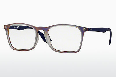 Occhiali design Ray-Ban RX7045 5486 - Purpuriniai