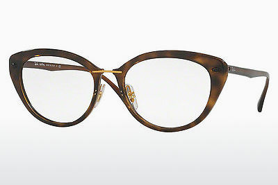 Occhiali design Ray-Ban RX7088 2012 - Marrone, Avana