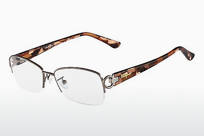 Occhiali design Salvatore Ferragamo SF2104R 229 - Marrone