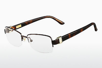 Occhiali design Salvatore Ferragamo SF2112 210 - Marrone