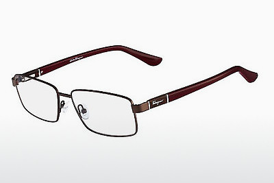 Occhiali design Salvatore Ferragamo SF2116 200 - Marrone