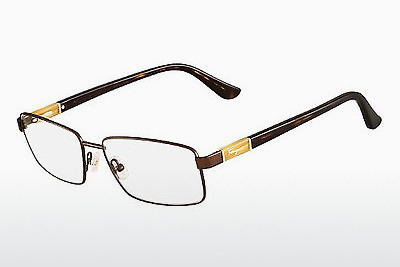 Occhiali design Salvatore Ferragamo SF2116 208 - Marrone