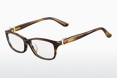 Occhiali design Salvatore Ferragamo SF2629R 210 - Marrone