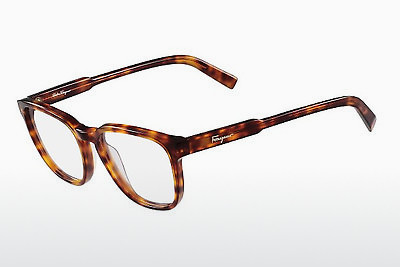 Occhiali design Salvatore Ferragamo SF2752 218 - Marrone, Havana